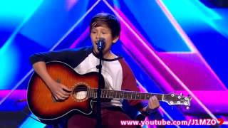 Jai Waetford -  FIRST AUDITION The X Factor Australia 2013