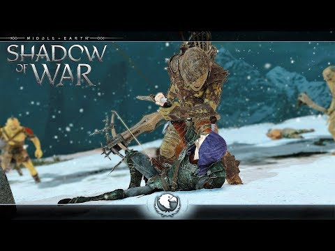 Middle Earth - Shadow of War Play 37 Nemesis Difficulty - SHADOW WARS STAGE 7 & ONLINE RANKED