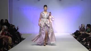 defile ihssan ghziel couture caftanos tanger 2016