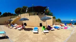Esterni - Camping Rais Gerbi a Finale di Pollina (PA),  Sicilia - Video 360