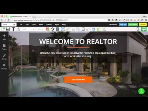 How To Customize A Real Estate Website Template