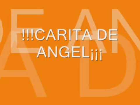 CARITA DE ANGEL TATIANA LETRAS DE LA CANCION PRINCIPAL
