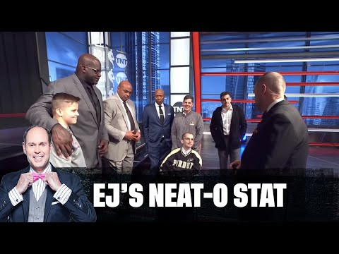 Tyler Trent Shares His Inspiring Story | EJ's Neat-O Stat of the Night