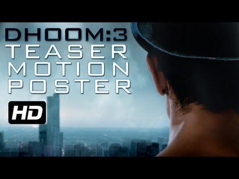 DHOOM:3 | Official Teaser | Motion Poster | Aamir Khan | Abhishek Bachchan | Katrina Kaif