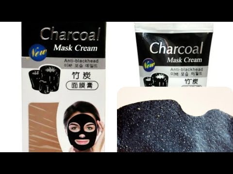 Yash Herbal Charcoal Face mask Review | Cheap and best Charcoal Face mask