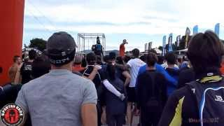 SPARTAN RACE 2013 France: Discours et histoire des spartiates