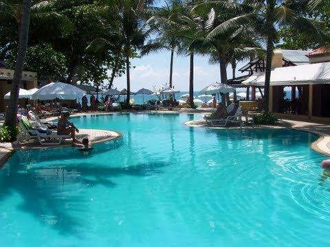 2007 Thailand Koh Samui Chaweng beach Baan Samui Resort