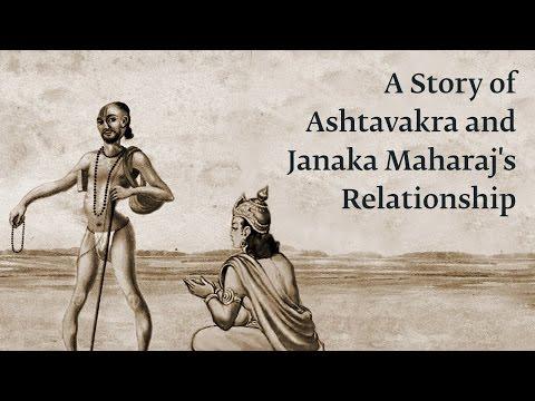 A Story of Ashtavakra and Janaka Maharaj's Relationship