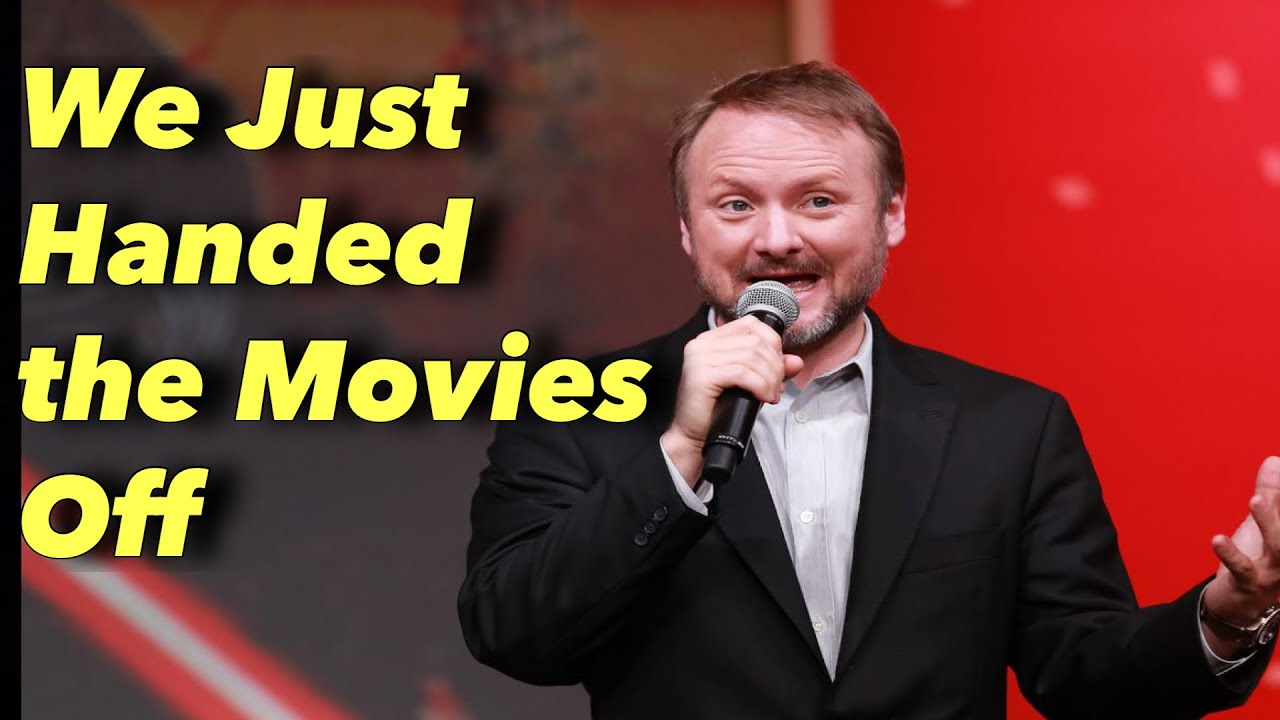 Rian Johnson Just Confirmed NO PLAN for the Disney Star Wars Sequel Trilogy