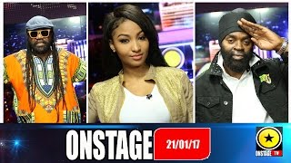 Shenseea, Bugle, Xyclone - Onstage January 21, 2017( FULL SHOW)