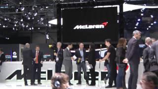 Salone di Ginevra 2015: Le novità McLaren