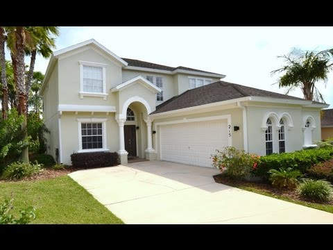 Orlando Resort Calabay Parc Davenport Orlando Florida 5 Bed 3 Bath Holiday Home with pool