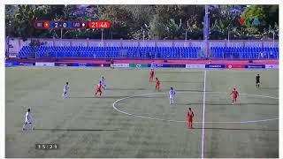 Bóng đá U22 VN - U22 Lào Seagames 30
