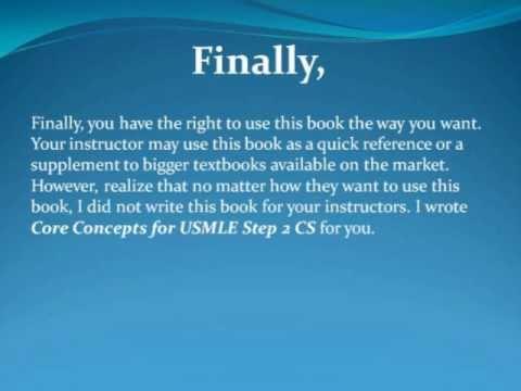 USMLE Step 2 CS Book