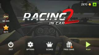 Racing in car 2 screenshot 3