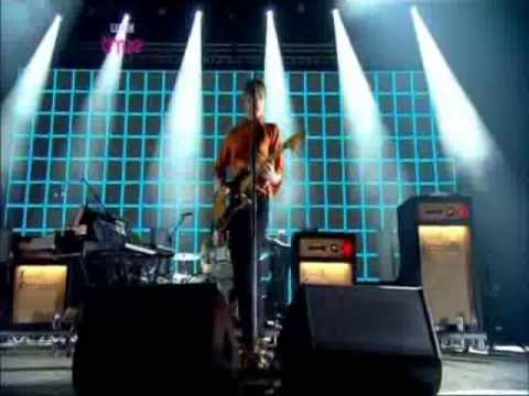 Franz Ferdinand- Take me Out- Glastonbury '09