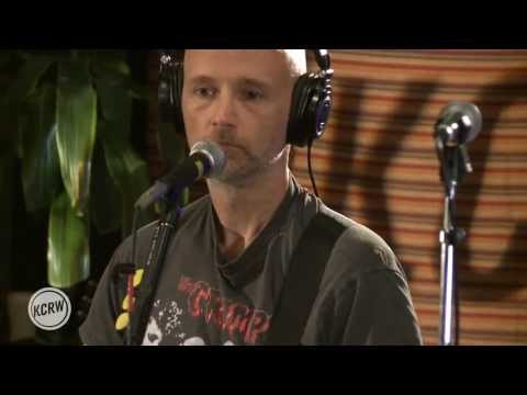 """Moby performing """"South Side"""" Live at the Village on KCRW"""