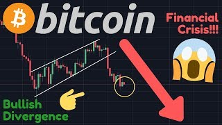 BITCOIN HUGE MOVE COMING!! | Bitcoin Discussed At G7 | Financial Crisis Imminent!!
