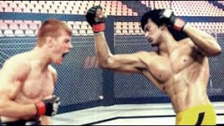 Bruce Lee Vs Jake Matthews - EA SPORTS UFC 3