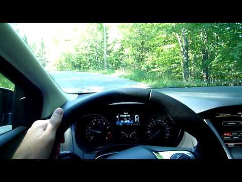 2012 Ford Focus: Hill Start Assist