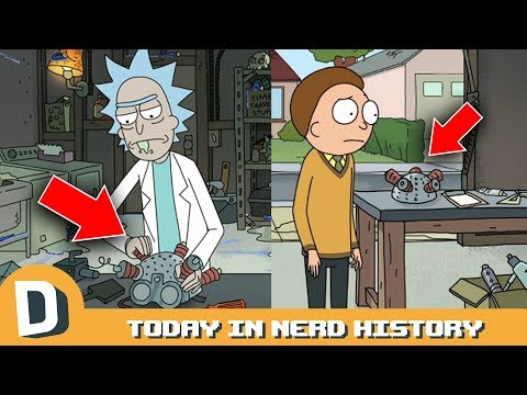 Thumbnail: Rick and Morty's Darkest Fan Theory