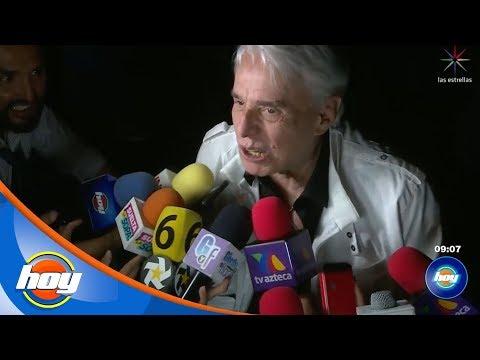 Enrique Guzman opina de la polémica de su nieta | Hoy