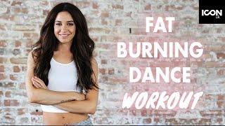 FAT + CALORIE Burning Cardio Dance Workout | Danielle Peazer Compilation