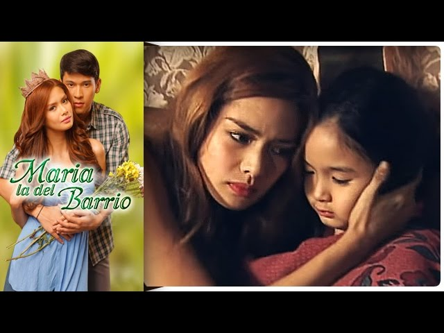 Maria La Del Barrio Episode 142 Youtube