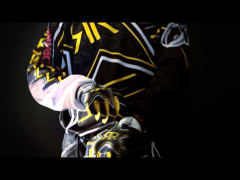 2013 Answer Racing Rockstar Motocross Gear Review