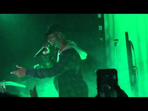 Bryson Tiller performs ' Sorry Not Sorry ' & '  Rambo ' Live at SOBs
