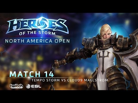 Tempo Storm vs Cloud9 Maelstrom – North America June Open – Match 14