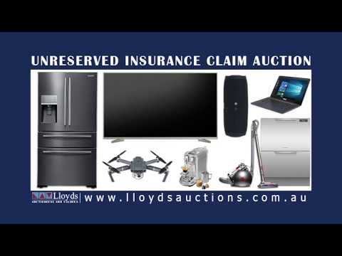 Melbourne - UNRESERVED TV, Electronics & Whitegoods Auction