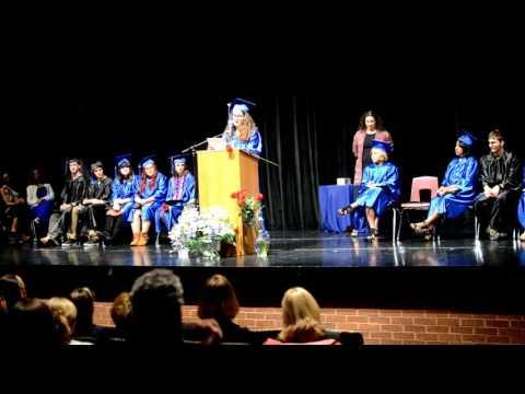 Snowy Peaks High School 2016 Graduation