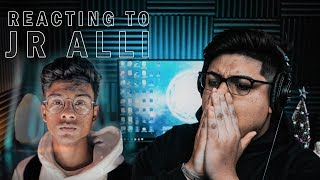 EDITOR REACTS TO JR ALLI'S EGYPT VIDEO