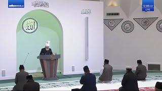 Проповедь Хазрата Мирзы Масрура Ахмада (02-10-2020)