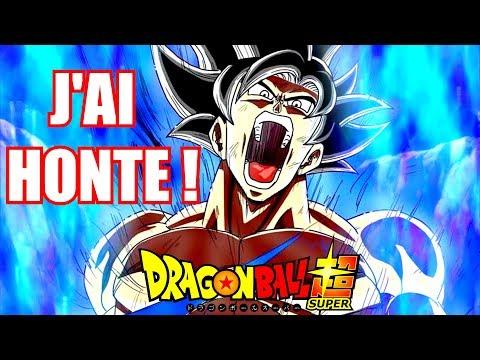 DRAGON BALL SUPER : J'AI HONTE ... (DBS)
