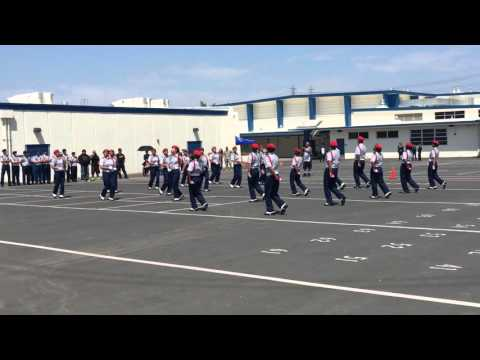 Team Guam Unarmed Drill Team Exhibition at Carson, CA