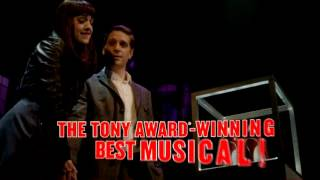Kinky Boots April 18-23 2017 at the Kravis Center