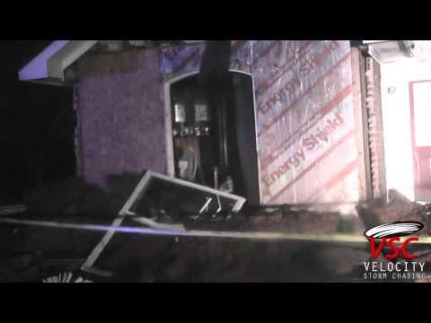 Lindale, Texas Tornado Damage