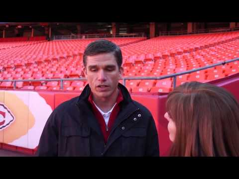 Trent Green Talks About Concussion