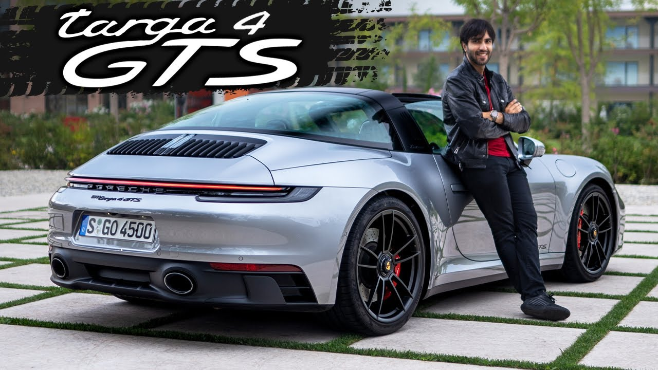 2022 Targa 4 GTS 992! What more could you want?!
