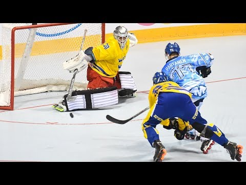 Finland vs. Sweden - 2017 IIHF Inline Hockey World Championship