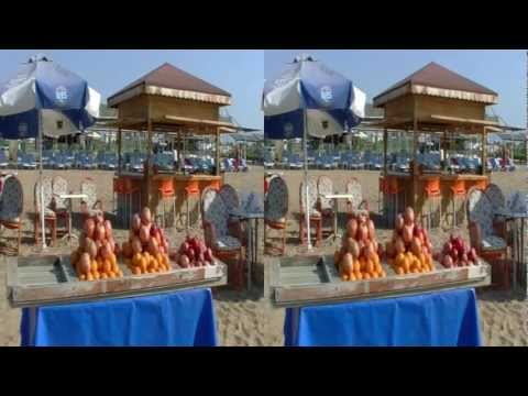 Turkey(Side)-Hotels,beaches & other... in 3D-side by side (sbs)
