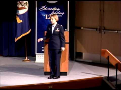 Ethics 2010 | Maj. Linell Letendre: Religious Clauses of the Constitution