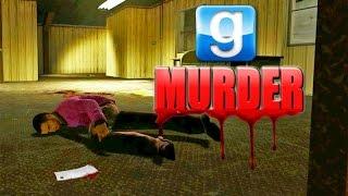 ГЛАВНЫЙ МУЧЕНИК (Garry's Mod Murder)