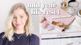 Mid Year Reset | Productive Week Getting My Life Together for 2020