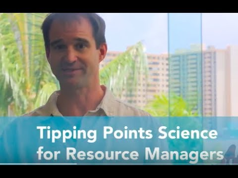 Ocean Tipping Points Science for Resource Managers