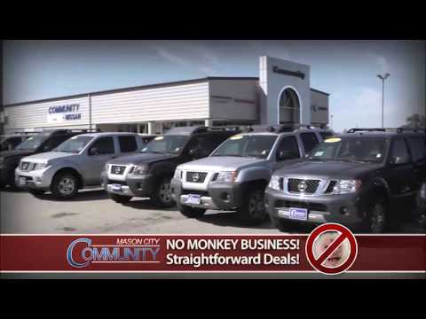 Community motors mason city iowa car dealership youtube for Community motors mason city