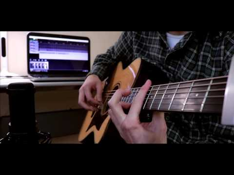 Chords for Undertale OST - Undertale (Acoustic guitar cover)