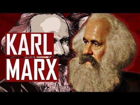 APRESENTO-LHES, KARL MARX!